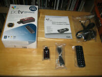 Hauppauge PCTV 292e USB DIGITAL FREEVIEW HD TV TUNER NEW & BOXED COST £65 Bargain £40