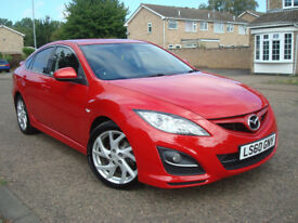 MAZDA 6 TAKUYA EDITION 2.2 D-185 BHP 6Sp.5dr,Diesel, 2 FORMER KEEPERS FROM NEW,FULL SERVICE HISTORY