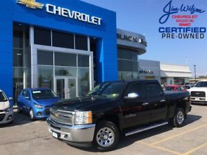 2013 Chevrolet Silverado 1500 LS 4X4 4.8L BLUETOOTH CHROME PKG T