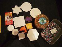 Hama beads & templates
