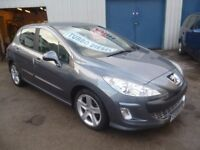 Stunning Peugeot 308 Sport HDI 135,1997 cc 5 door hatchback,6 speed Sport,FSH,runs and drives as new