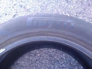 "18"" BMW X3 WINTER TIRES P245/50R18 PIRELLI SOTOZERO RUN FLAT 100H USED FOR SALE"