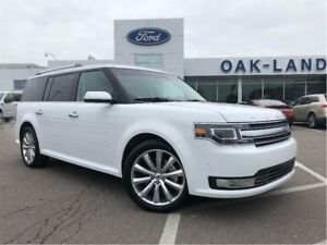 2017 Ford Flex Limited W/Ecoboost,Winter Tires and Rims Inc!!