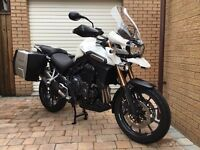 Triumph Tiger Explorer 1200 ONLY 1300 MILES !!!!!