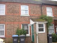 Two bedrooms house mid terrace to rent