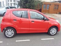 SUZUKI ALTO SZ3 2014 HATCHBACK 5 DOOR CAR IN RED COLOUR EXCELLENT RUNNER