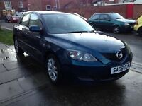Mazda3 1.6 TS2 5dr - Full Year MOT until 16 Oct 2017