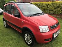 Fabulous Value 2005 55 4x4 Panda 1.2 5 Dr Hatchback FSH April 18 MOT FULL OFFROAD VEHICLE HPI Clear