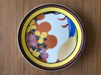 """CLARICE CLIFF Wedgwood plate """"Palermo"""""""