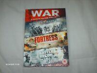 NEW WAR DVD BOXSET,3 DVDs