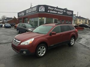 2013 Subaru Outback Convience Package