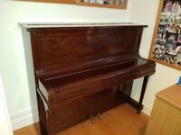 Rogers Upright Piano - good quality instrument - Located Croydon - can deliver