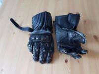 Mens XL Motorcycle Gloves
