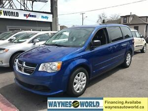 2013 Dodge Grand Caravan SXT ***DVD & STOW N GO**