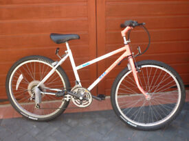 LADIES FRENCH BICYCLE M B K ADVENTURE HI - TEC 21 SPEED ! RARE IN EXCELLENT CONDITION !