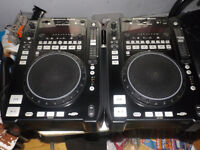AMERICAN AUDIO RADIOUS 2000 DJ usb/memory card MP3 PLAYES
