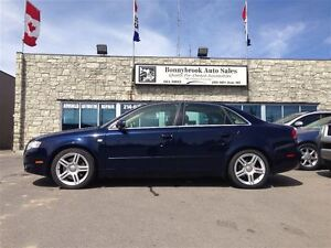 2006 Audi A4 2.0T AWD  COMES FULLY MECHANICALLY SAFETY CERTIFIE