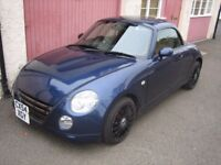 Daihatsu Copen Roadster with HKS Copen Sports Exhaust & Many Extras
