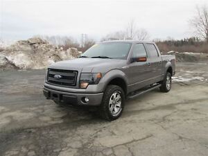 2013 Ford F-150 FX4.. Heated Leather Seats.. Remote Start.. Touc