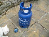 FULL CALOR GAS BOTTLE 7KG BUTANE WITH REGULATOR