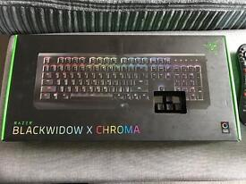 Razer BlackWidow X Chroma