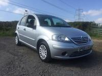 Citroen C3 (2005) cheap wee car