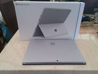 Surface Pro 4 i7, 256gb, 8gb New 12 months Microsoft Warranty, with Keyboard