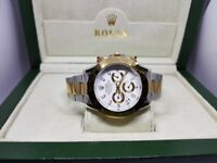 New Swiss Rolex Daytona two tone for sale!