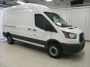 "2017 Ford Transit T250 HR 148"""" WB 5DR CARGO VAN 2PASS WAS $3699"