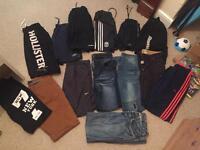 Huge bundle - designer Men's trousers and shorts bundle - designer