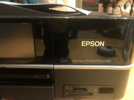 Epsom stylus photo PX820FWD - All-in-One Printer (Scan, Copy, Fax, Duplex, Wi-Fi)