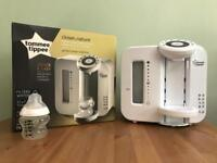 Tommee Tippee Perfect Prep - immaculate