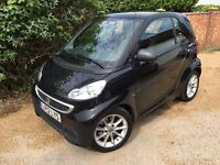 2012 Smart fortwo 1.0 MHD Passion Softouch 2dr (33,000) FSH **Sat nav** leather! 6 Months warranty!