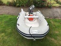 Waveline Rib - Boat