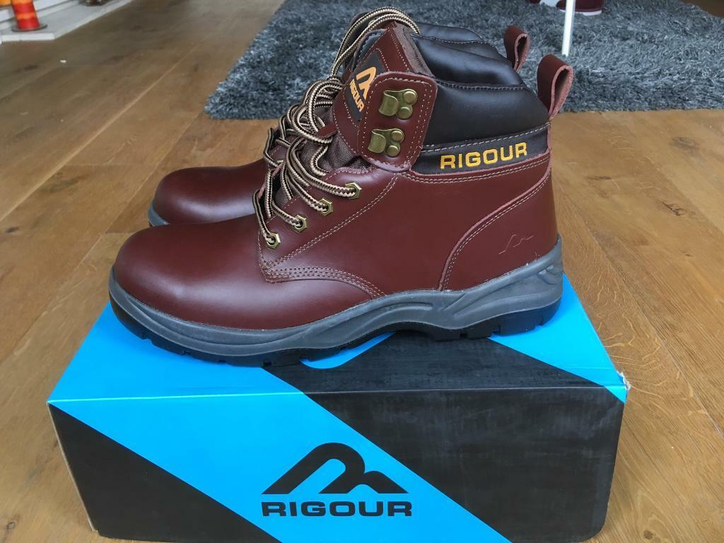 9ee3caf7c86 Rigour Men's Waterproof Safety Boots | in Southside, Glasgow | Gumtree