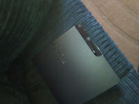 Ps3 slim console with controller
