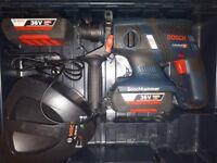 Bosch brushless hammer drill (not makita,dewalt)