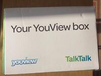 BRAND NEW IN THE BOX Talk Talk (Free view box)