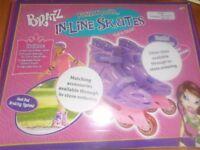 BRAND NEW SIZE 2-4 inline skates (adjustable)