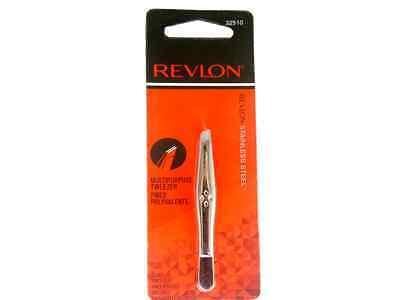 Revlon Stainless Steel Multipurpose Tweezer 1 ea