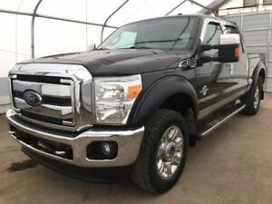 2012 Ford Super Duty F-350 SRW Lariat Crew Cab 6.5' Box
