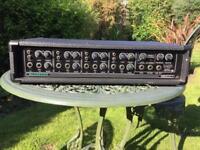 McGregor 100w 4 channel PA Amplifier