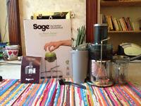 Sage Nutri Juicer - Very Good Condition