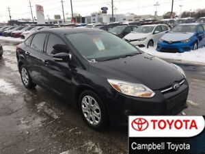 2013 Ford Focus SE--AUTO--BLUETOOTH--CRUISE--LOW KM'S