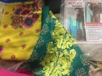 Ladies 3 Piece Khaddar Replica Unstitched