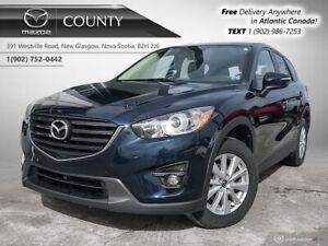 2016 Mazda CX-5 GS $79/WK TAX IN! HEATED SEATS! BACKUP CAM! SUNR