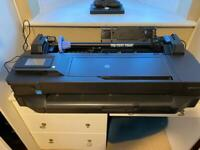 HP Designjet T120 Large Format Printer/Ploter