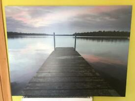 Canvas Print 115cm x 88cm