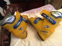 HEAD kids ski boot