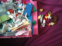 Lego Paradisa 6414 and other pieces